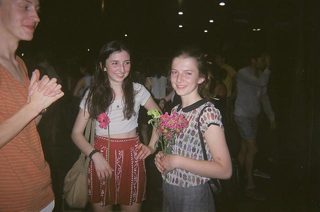 Girls @ HMV Forum 28/05/12