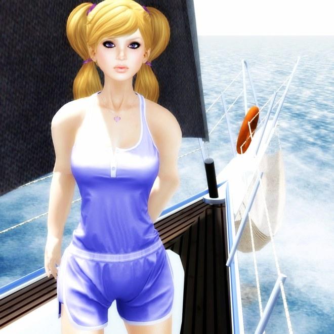 Sail Away -  coldLogic - closeup