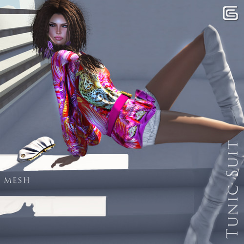 Gizza - Tunic Suits ADs by Asia Rae Photo Studio