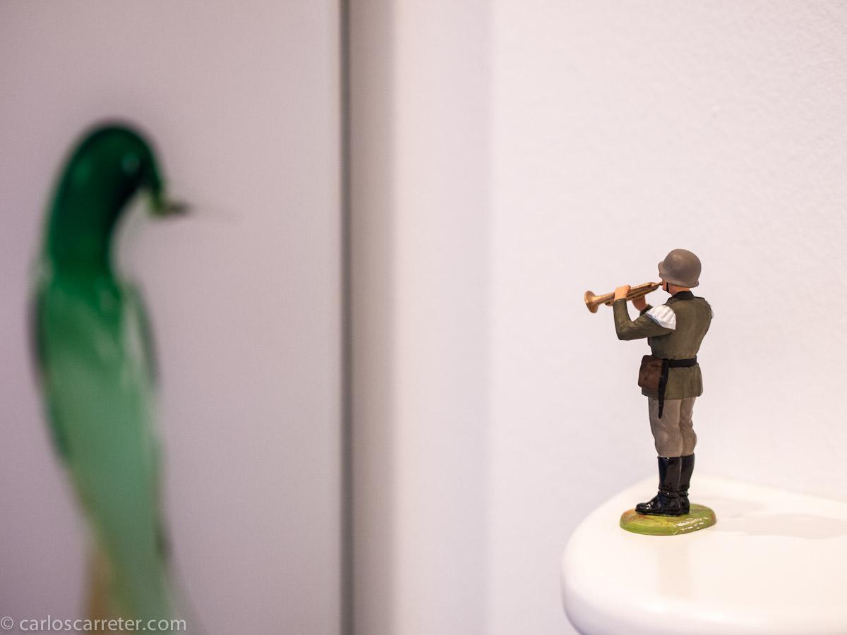 La foto y el soldadito (MadridFoto)