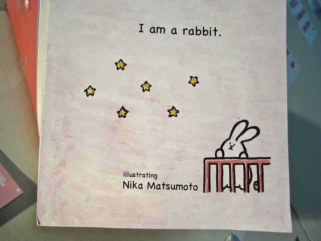 I am a rabbit / Nika Matsumoto (BCBF 2012). 2