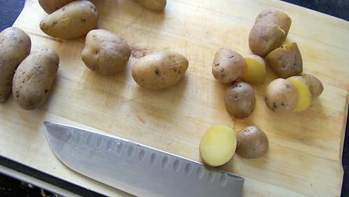 Farmer's Market Potato Salad
