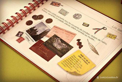 mon carnet de voyage à londres sikanmar