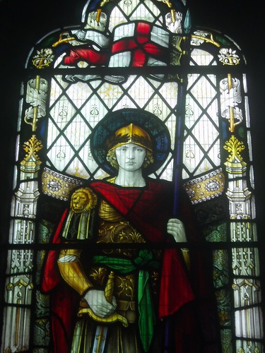 St George, Dunchurch by Aidan McRae Thomson