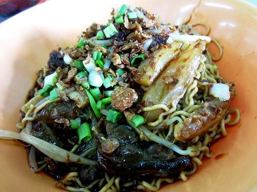 Aho beef noodles - dry 1