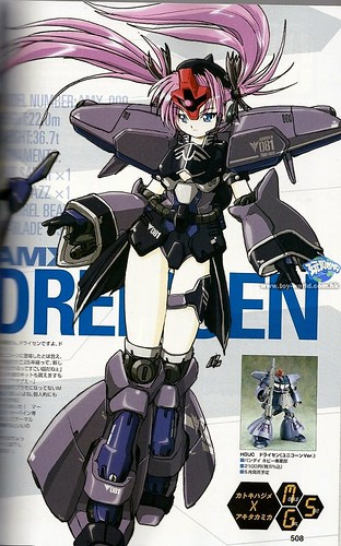 possible references to the next AGP MS Gundam Girl (1)