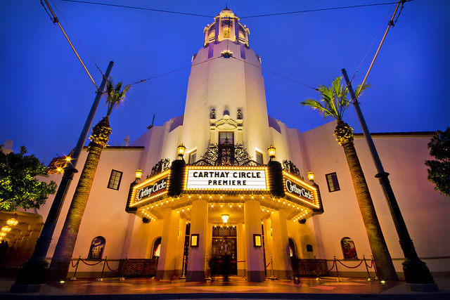 Carthay Circle Theatre — An Icon Returns