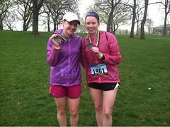 Chi Town Half Marathon 2012