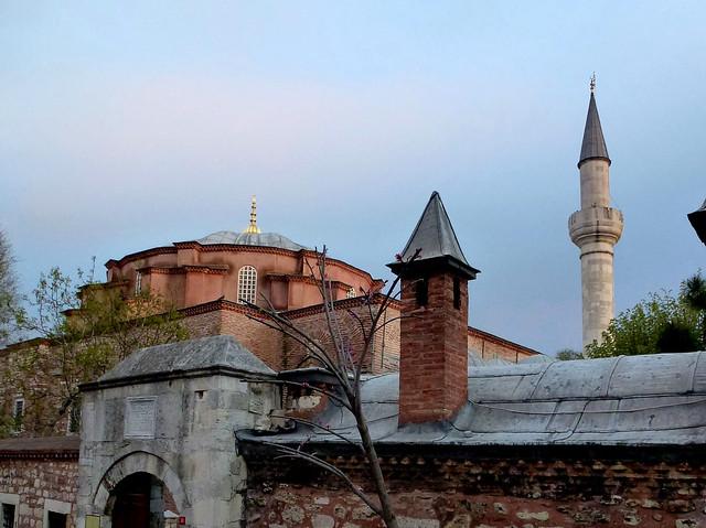 Istanbul - avril 2012 - jour 2 - 202 - Küçük Ayasofya Camii (petite Sainte-Sophie)