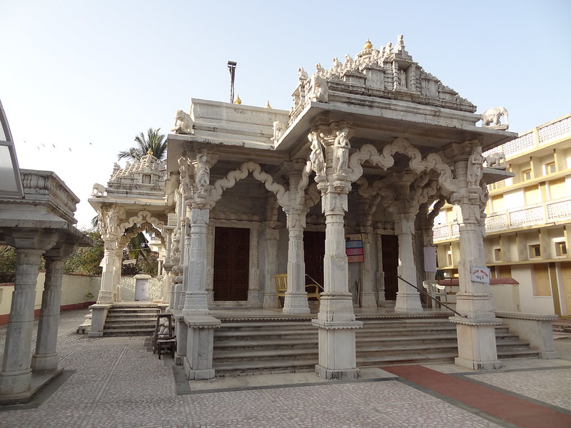 Jain temple, Daman