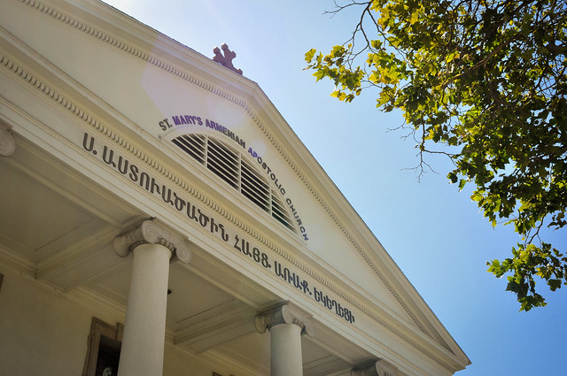 St Mary's Armenian Apostolic Church, Glendale