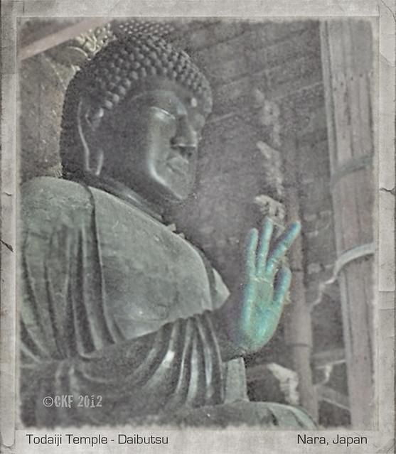 Daibutsu Hand