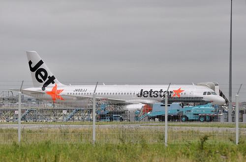A320-232 MSN 5145 JA02JJ GK