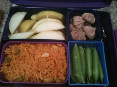 Bento #10 - Lunch