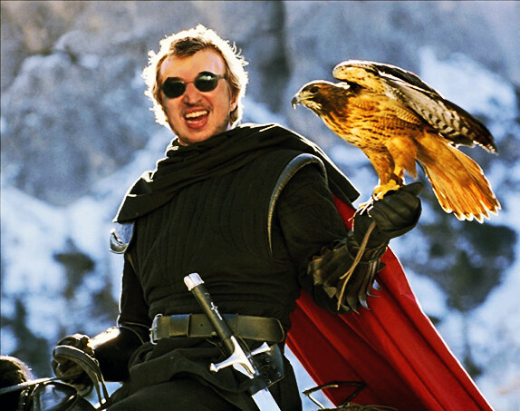 Ladyhawke and Soz