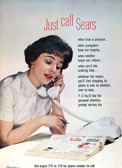 Sears 1964 Spring/Summer Catalog