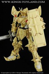 MG Knight Gundam Full Armor Mode Resin Conversion Kit (12)