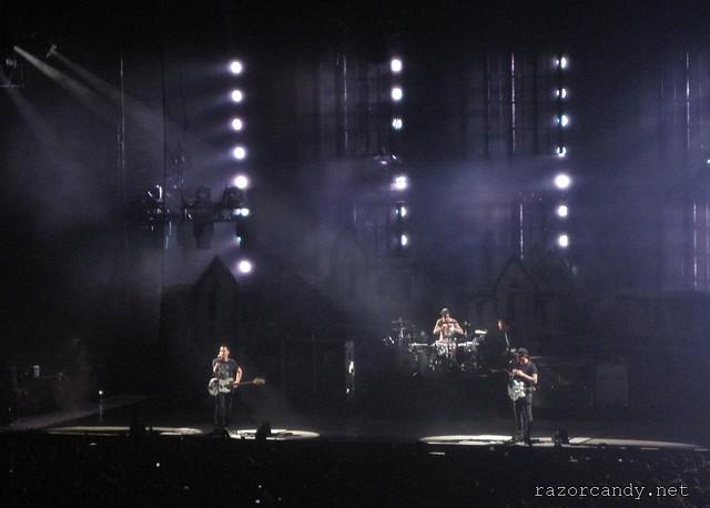 Blink-182 - O2 - 8th june, 2012 (3)