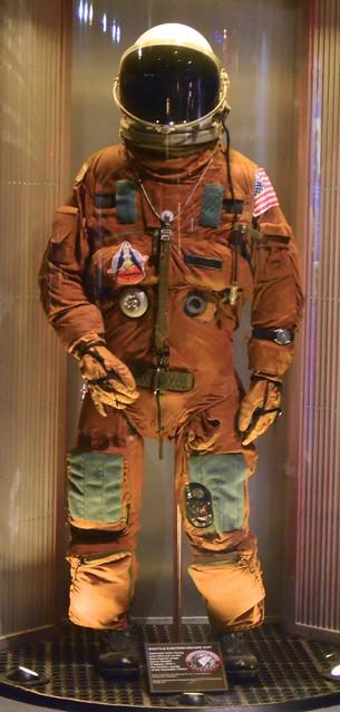 STS-1 Ascent Suit