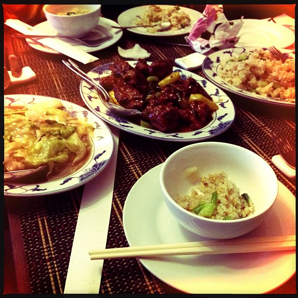 We've found authentic Chinese food in Saarbrücken!