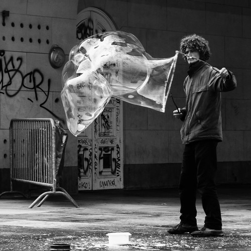 Bubbles in Brussels