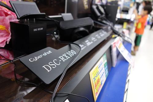 SONY Cybershot DSC-RX100 f/2.8 28mm