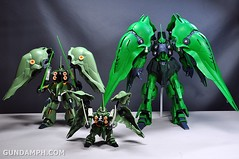1-100 Kshatriya Neograde Version Colored Cast Resin Kit Straight Build Review (129)