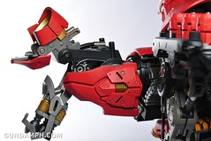Formania Sazabi Bust Display Figure Unboxing Review Photos (108)