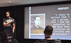 Jeremiah Alexander talking about 'Why data sucks' at CultureCode Hack, 2012.