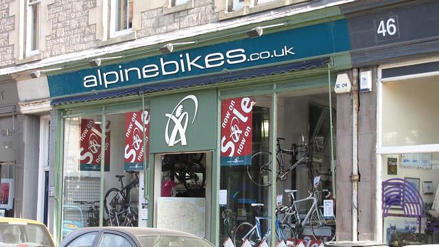 alpinebikes