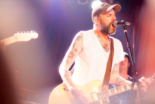 Lucero, Orange Peel, Asheville NC, 04/27/12