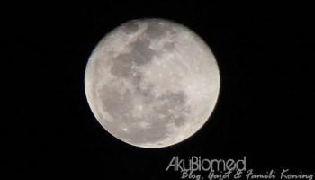 bulan purnama penuh