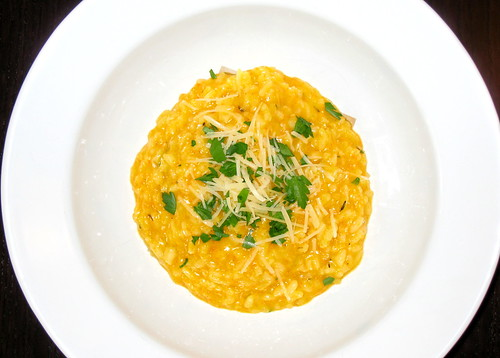 Caramelized Carrot Risotto