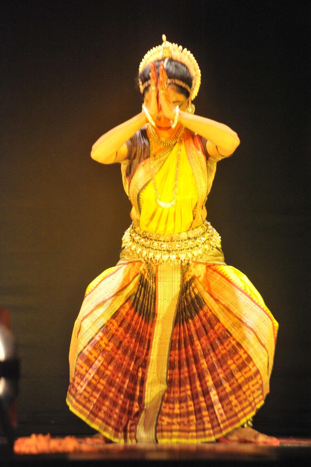 Madhavi Mudgal : Mangalacharan