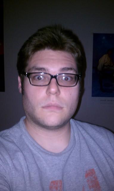 Michael Garland's Ugly Mug