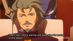 Gundam AGE 2 Episode 27 I Saw a Red Sun Screenshots Youtube Gundam PH (65)