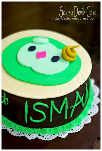 Solosis Martha Stewart Devils Food Cake