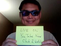 Kempton LIVE on YouTube via Google+