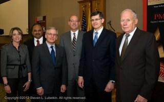 Rutgers Quarterly Business Outlook - April 2012