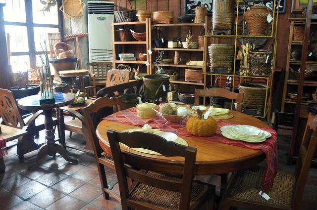 Filipino dining sets