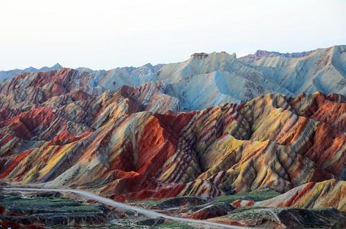 Danxia Landform  丹霞地貌