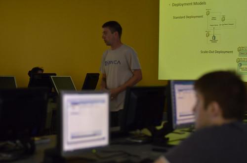 SQL Saturday 119 Fourth Session 014