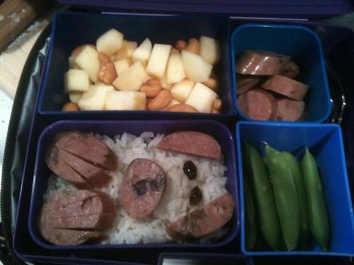 Bento #2: Lunch