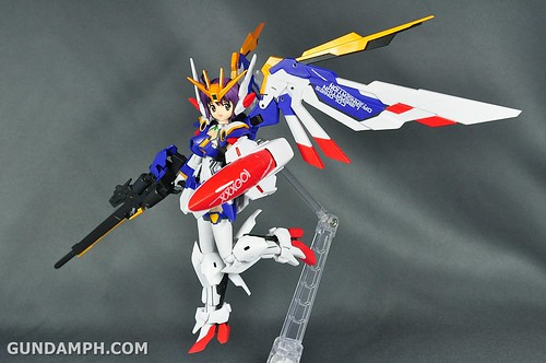 Armor Girls Project MS Girl Wing Gundam (EW Version) Review Unboxing (94)