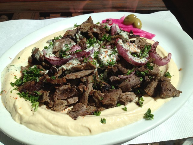 Ali Baba's Plate with beef - Ali Baba
