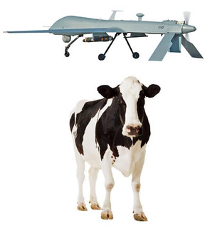 EPA Drones Spy on American Farmers! Not.