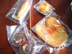 Haul from Brodard Bakery