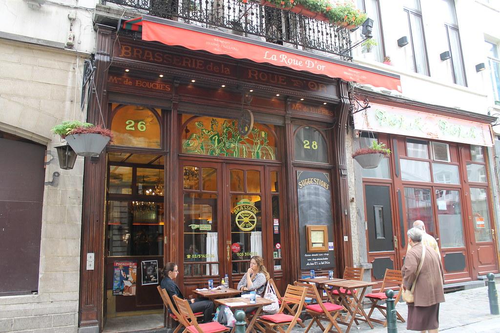 Brasserie la Roue D'or