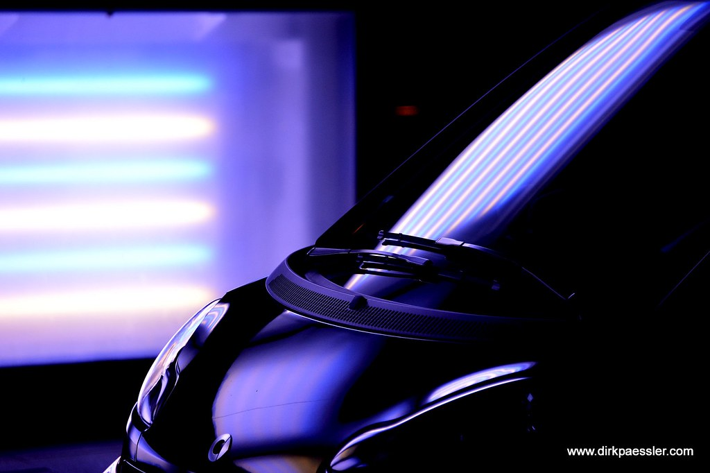 Light & Car 1 by Dirk Paessler