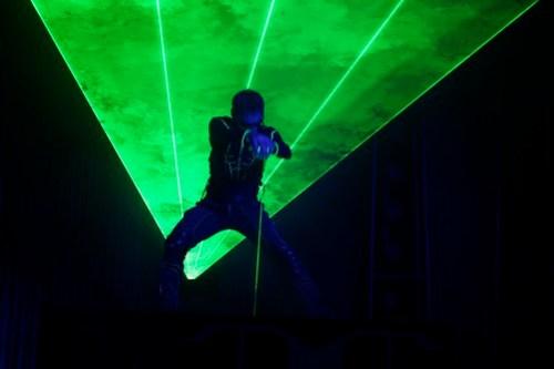 ElecTRONica Laserman